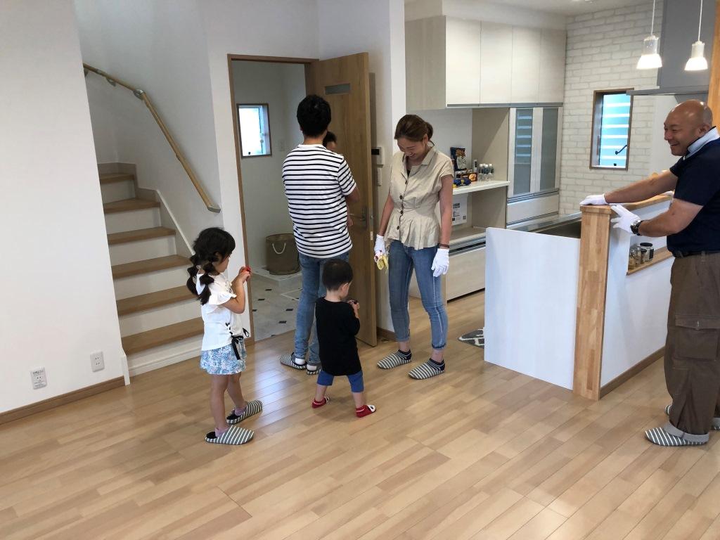 完成見学会開催しました~静岡市清水区追分のお家~