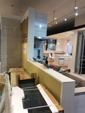 タカラスタンダード静岡ショールーム改装工事 1階
