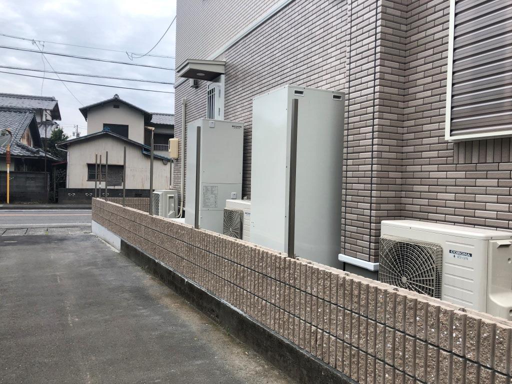 静岡市葵区有永町 M様邸 外構工事2