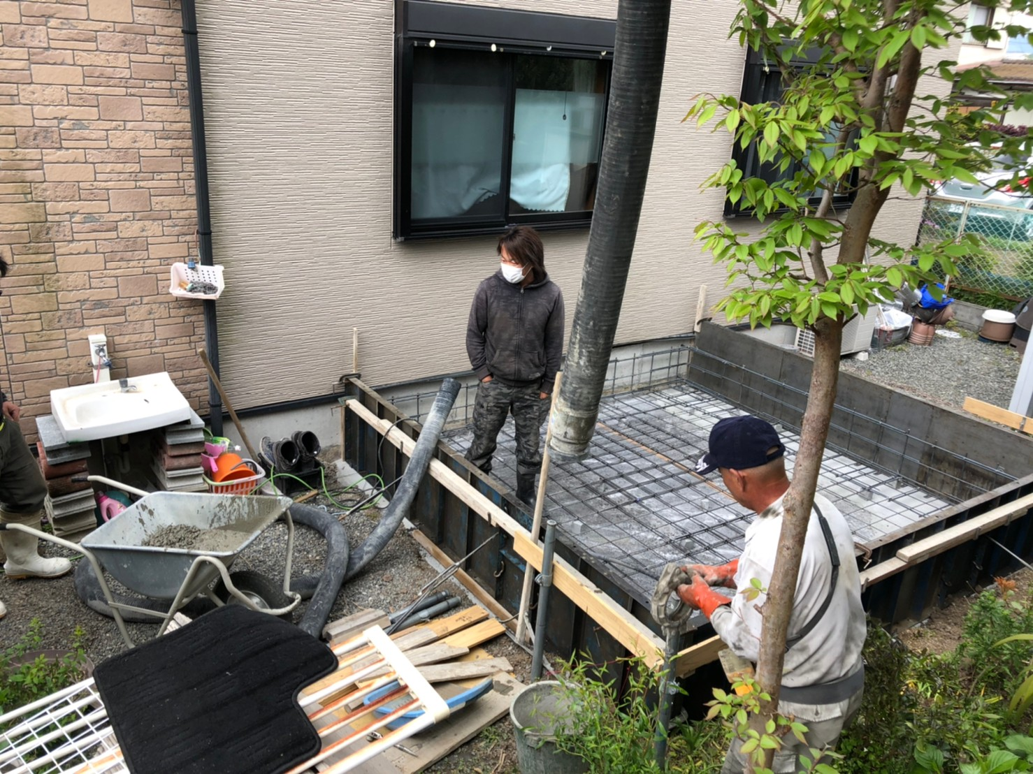 富士宮市 N様邸 増築工事