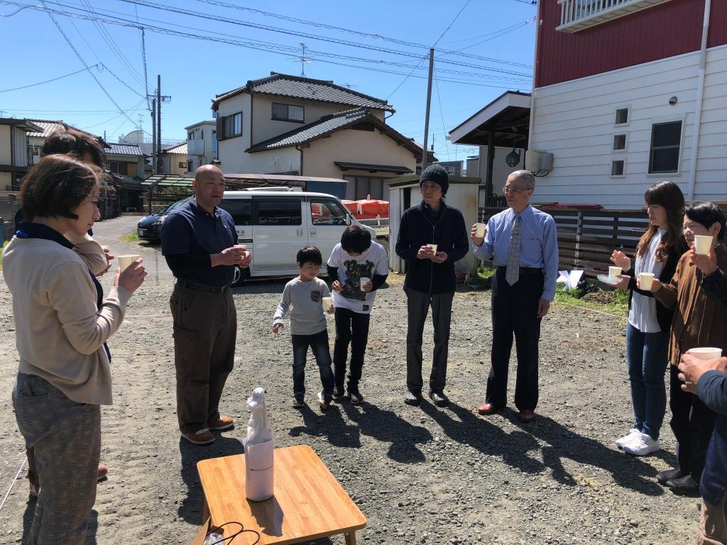 静岡市清水区追分 Y様邸 地盤改良